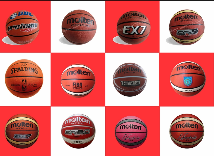 Top Basketball Companies Producing Balls