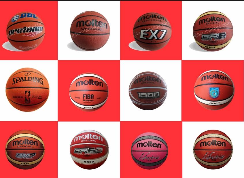 Top Basketball Companies Producing Balls